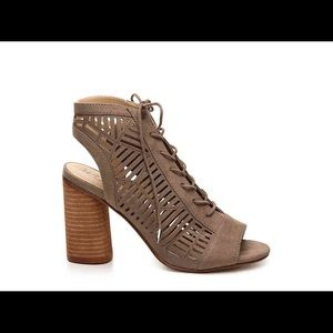 Sam Edelman Rocco lace up booties